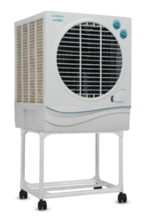 Jumbo 70 Air Cooler (With free trolley,White,70Ltr)