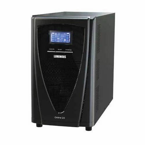 Online UPS - Luminous 3KVA Online 2K UPS Wholesale Trader