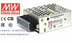 Meanwell 24VDC 0.625A Power Supply