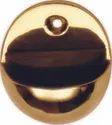 Brass Lever Type I-181 Oval Door Stopper