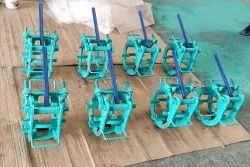 External Pipe Line Up Clamps