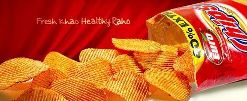 Manufacturer of Euro Chips & Euro Namkeen by Euro India Fresh Foods