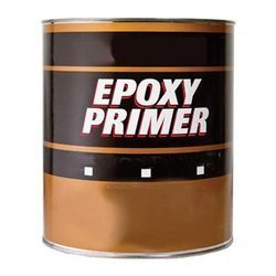 Epoxy Primer, Packaging Size: 4 L