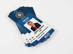 PVC Card, For Event Accreditation