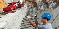Steel Rebar Grouting Service