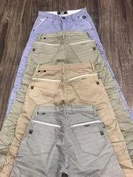 Wolfves Casual Wear Mens Comfortable Cotton Jeans, Waist Size: 28-42