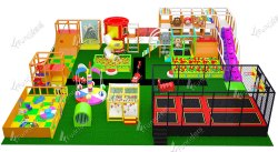 Indoor Soft Play KAPS 4063