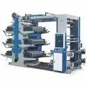 Woven Bag Printing Machine, Printing Speed - 10-50m/m