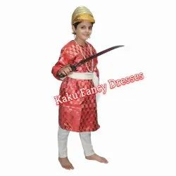 Gujarati Boy Red Dress