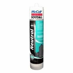 McCoy Soudal Neutral Plus Sealant