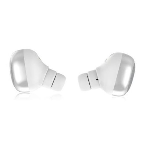 White Mobile Qcy Q29 Bluetooth Earphone True Wireless