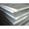 Plain Aluminium Plate