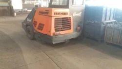 Industrial Road Sweeper