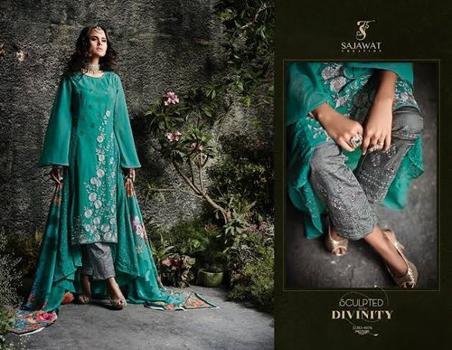 Ladies Designer Pant Suit At Rs 1495 Box Ladies Designer Suits Id 20737813912