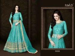 Raazi-10020 Designer Suit & Gown