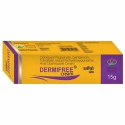 Clobetasol Propionate Gentamicin Tolnaftate Iodochlorhydroxyquinoline and Clotrimazole Cream