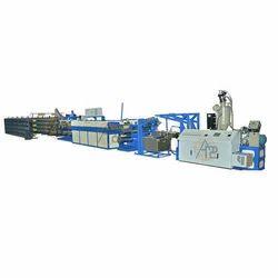 PP Raffia Extrusion Plant