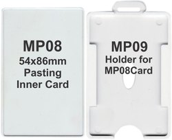 MP08 & MP09 ID Card Holder