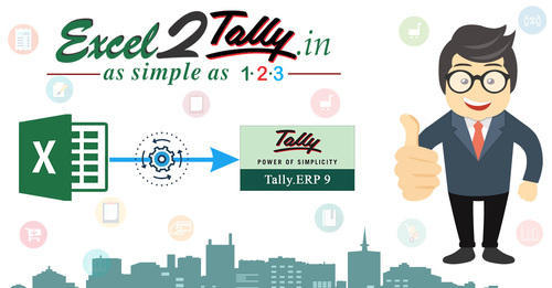 Excel To Tally Data Converter, Content Conversion Service, Data