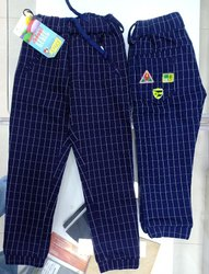 Printed Fully Stretch Lycra Knitted Hosiery Trousers, For Garments, Jogger Stitch