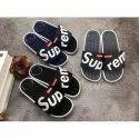 Pcu Casual Wear Mens Flip Flop Slippers, Size: 36-41