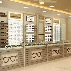 Optical Shop Furniture Design - New