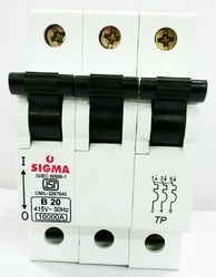 Sigma TP B 20 MCB