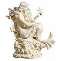 White Mermaid Statue, Size/dimension: 2.5 Feet