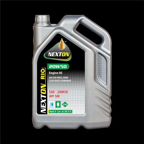 Car Engine Oil 20w50