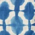 Cotton Mud Cloth Cushion Cover  Tie And Dye Indigo Print Boho Euro Shams 20x20