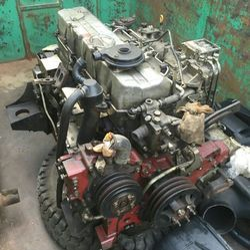 Kobelco SK-380  Excavator Hino Engines