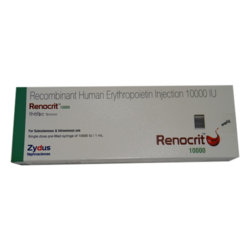 Renocrit 10000 PFS Injection