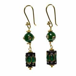 Glass Beaded Earring-ER903B