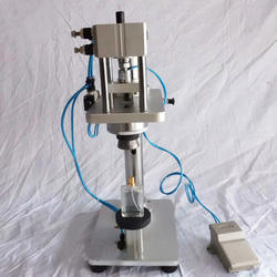 Semi Pneumatic Crown Capping Machine