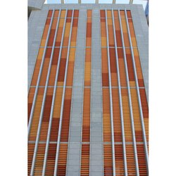 Terracotta Louvers Panels