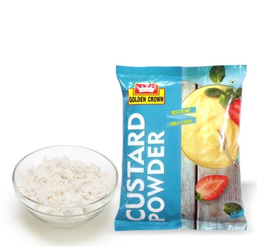 White Vanilla CUSTARD POWDER, for Bakery, Speciality: Egg Free
