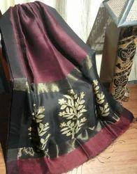 Silk Linen Jamdani