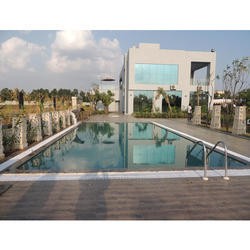 Overflow Swimming Pool, 4.5 Feet, for Residential