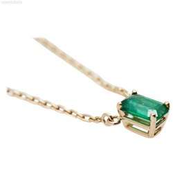 Natural Emerald Sapphire Pendants(Panna)
