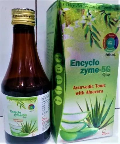 ENCYCLO ZYME-5G SYRUP
