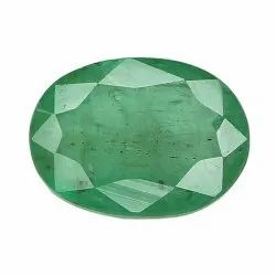 Fully Transparent Natural Colombian Emerald