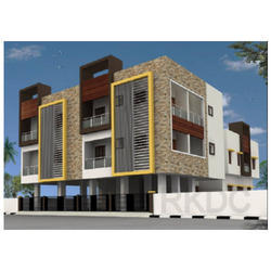 Flat Architectural Designing Services