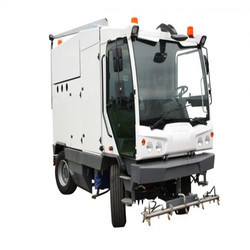 Municipal Road Sweeper Machine , Model Dulevo 6000 (GEM Approved)