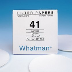 Ashless Filter Paper 1441-125 (Pack of 100)