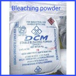 DCM Stable Bleaching Powder, 25 Kg HDPE Bag