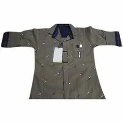 Kids Casual Wear Printed Shirt