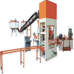 MS Solid Brick Making Machine