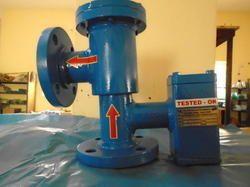 Pressure Relief Breather Valve