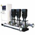 Wilo Hydropneumatic Twin Booster  Pressure Pump