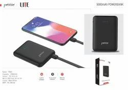 Pebble LITE 5000maH Power Bank